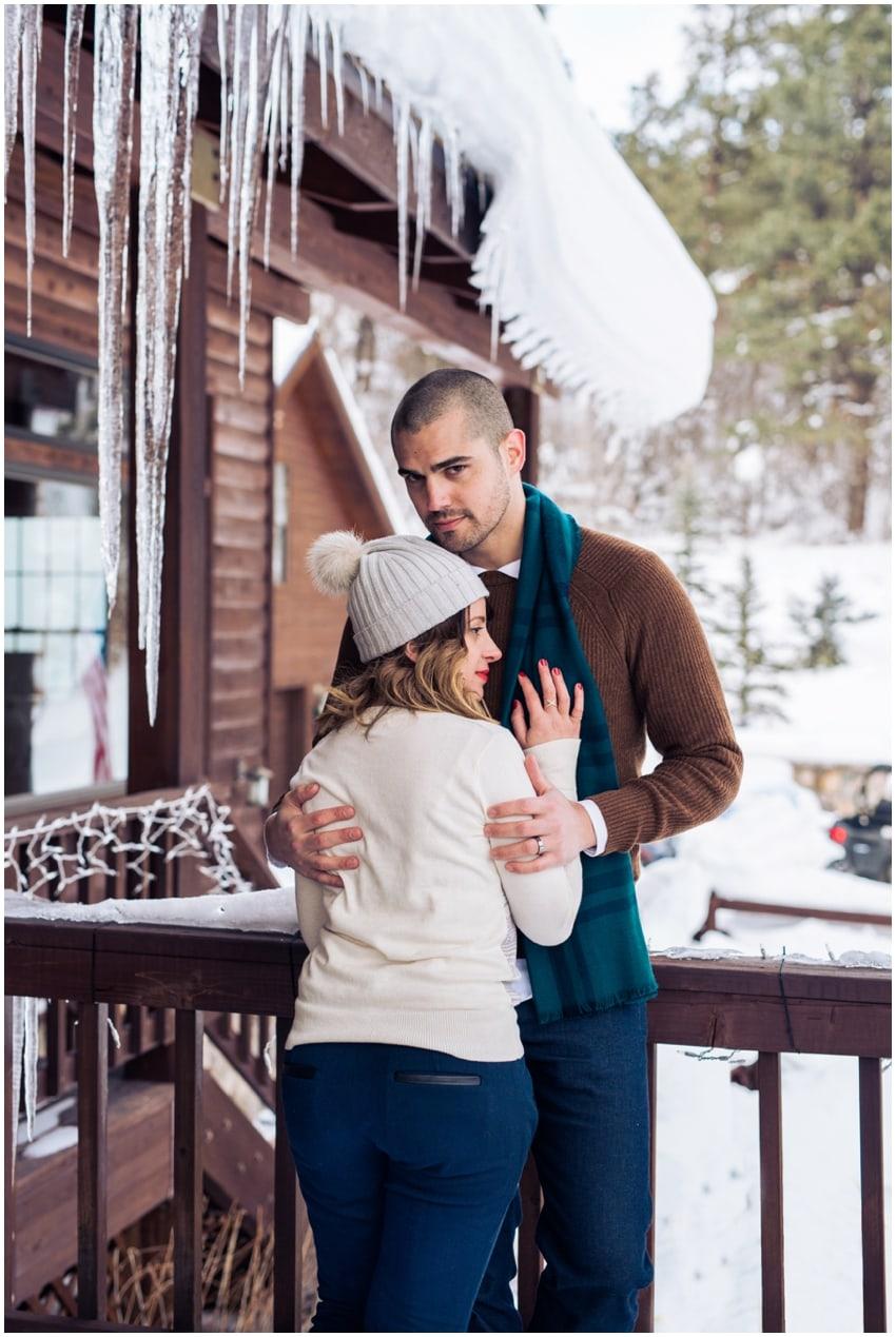 pagosa springs engagement photos