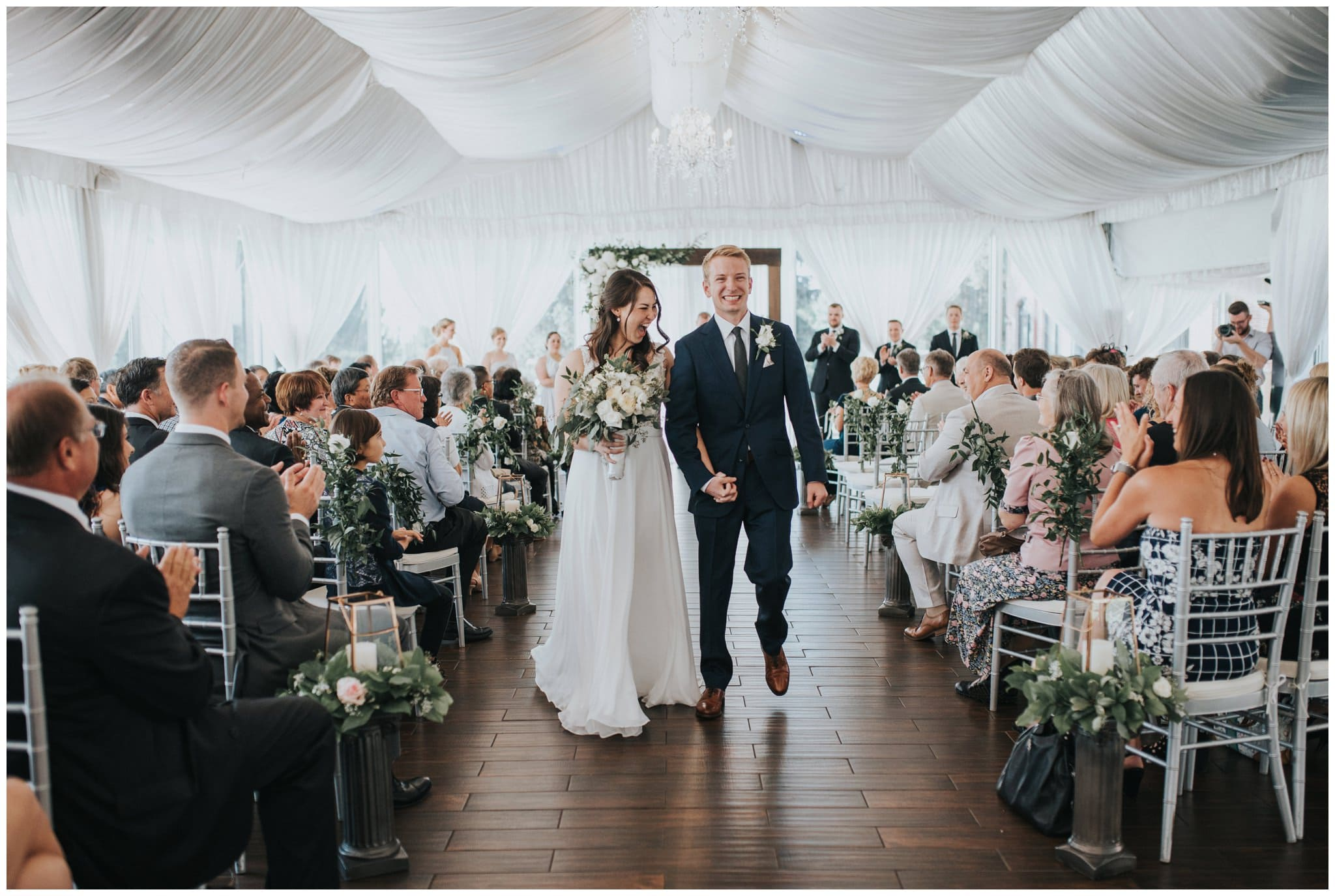 Kelsey and Spenser's Wellshire Golf Course Wedding was a gorgeous sunny day in Denver. A Wellshire Golf Course Wedding is great because they have a gorgeous glass room called the Mountain View Pavilion that you can either use for your ceremony or reception. The light in there is so perfect!